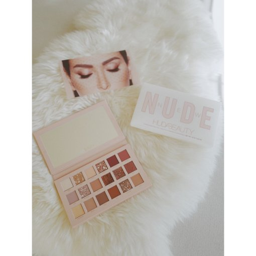 Huda beauty▪️new nude神仙盘~🧚🏻‍
