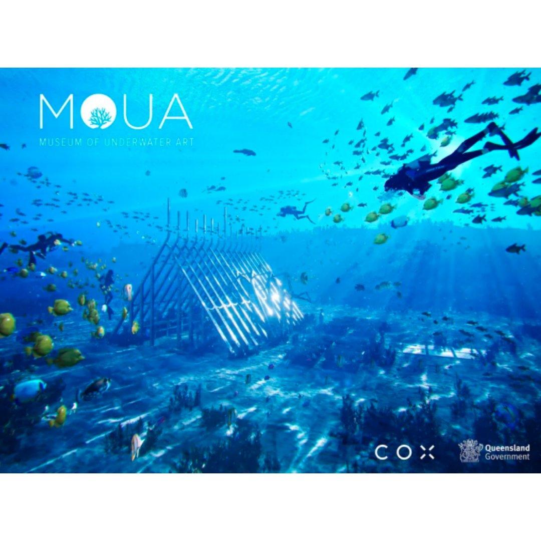 Cool~澳大利亚第一家海底博物馆...