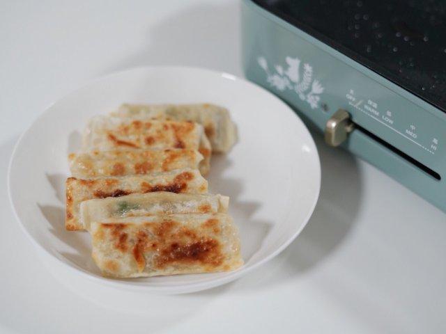 早餐吃什么   必品阁韩式煎饺  ...