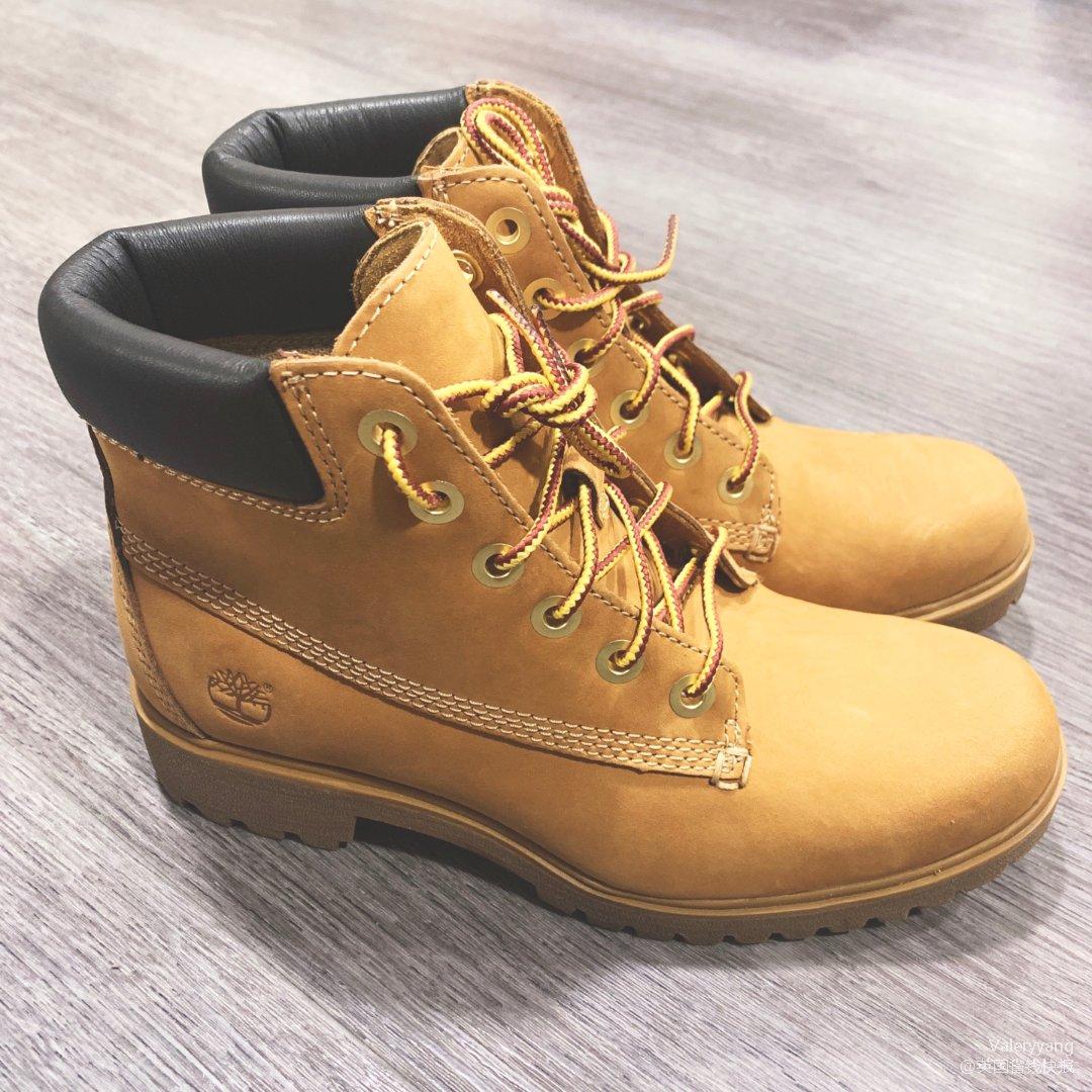 Timberland经典款大黄靴...