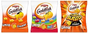 $8.48Pepperidge Farm Goldfish Crackers 40 Count Variety Pack, 37.6 Ounce