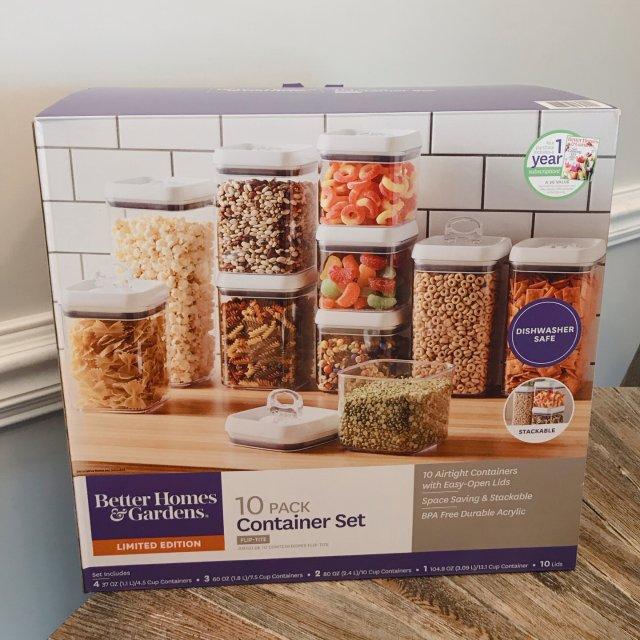 强推食品收纳盒