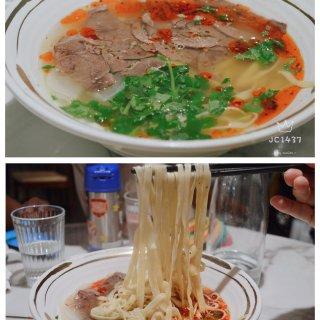 """""""敦煌兰州拉面""""的美食—面食的天堂"""