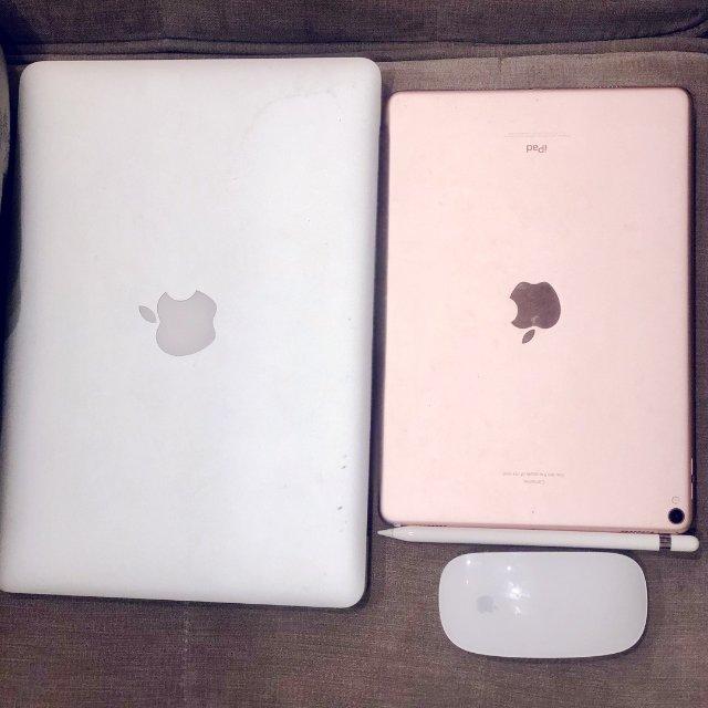 苹果系列产品使用体验