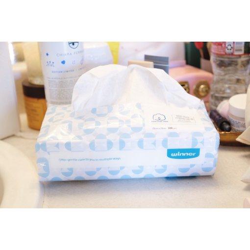 微众测 | Winner棉柔巾 给你和宝宝更好的呵护☁️