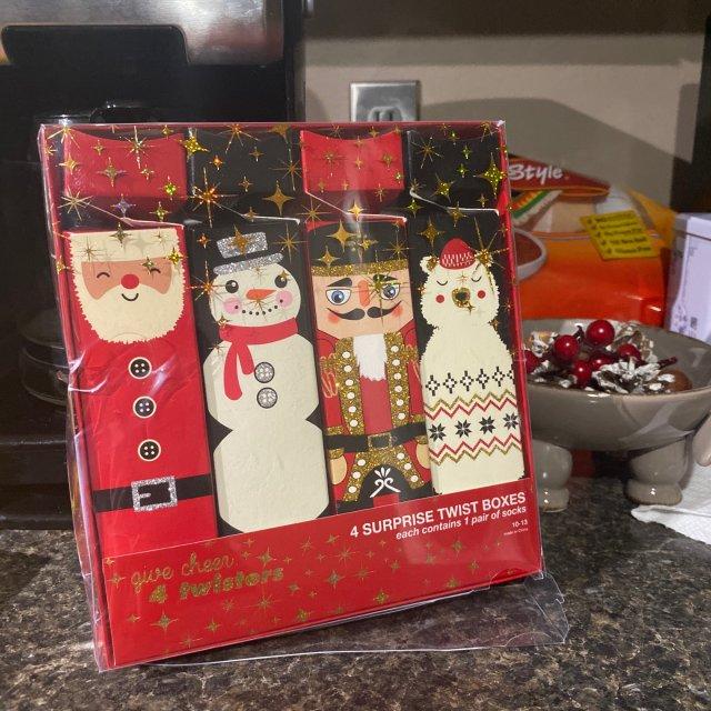 🎄圣诞🧦袜子盲盒🎅