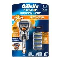 Gillette Fusion ProGlide 锋隐超顺动力剃须刀+6个替换刀片