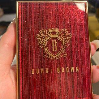Bobbi Brown新年盘眼影, 一盘搞定腮红高光!