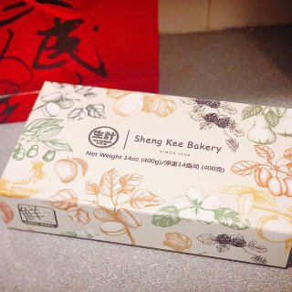 生計 Sheng Kee 🥮水果月餅🥮