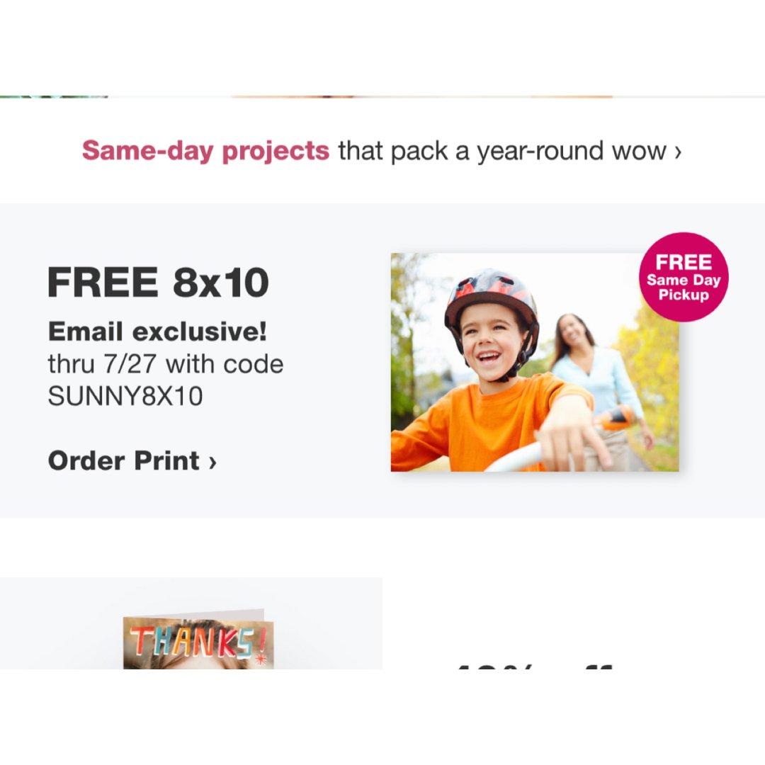 免费打印照片
