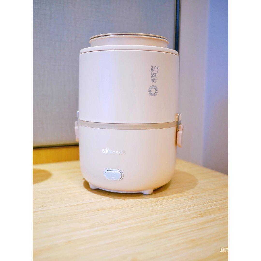 回国隔离必备品❗️可以加热食物的电饭盒