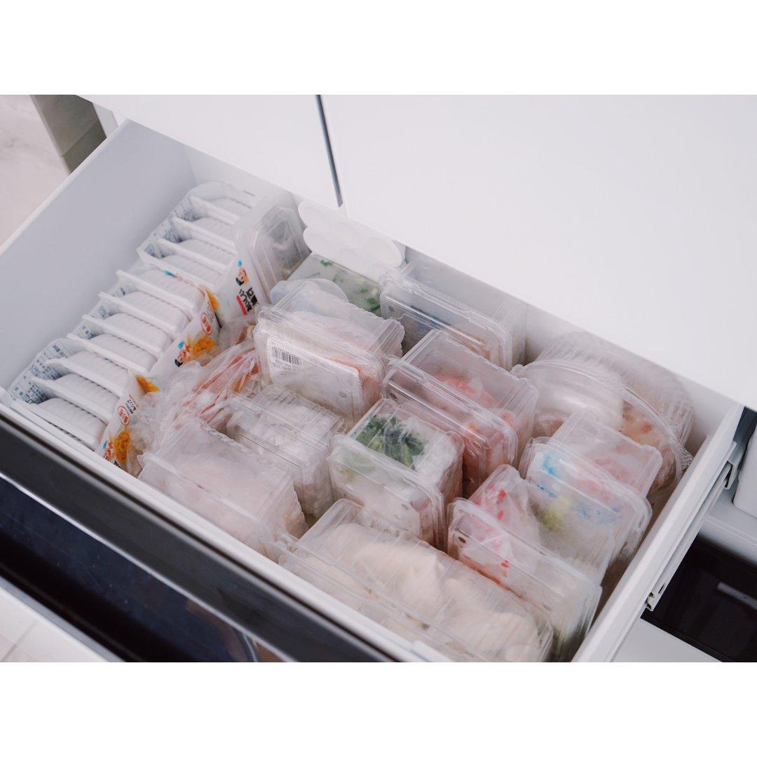 装水果的塑料盒不要丢,还能做收纳神器!