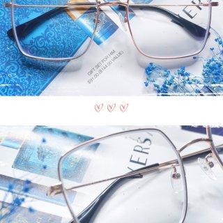 【微众测】Vlookoptical防蓝光眼镜 | 小脸神器✨