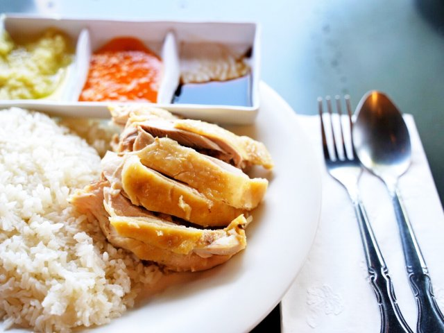 为国争光的海南鸡饭🍗🍚