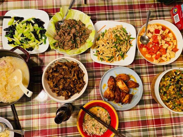 感恩节晚餐