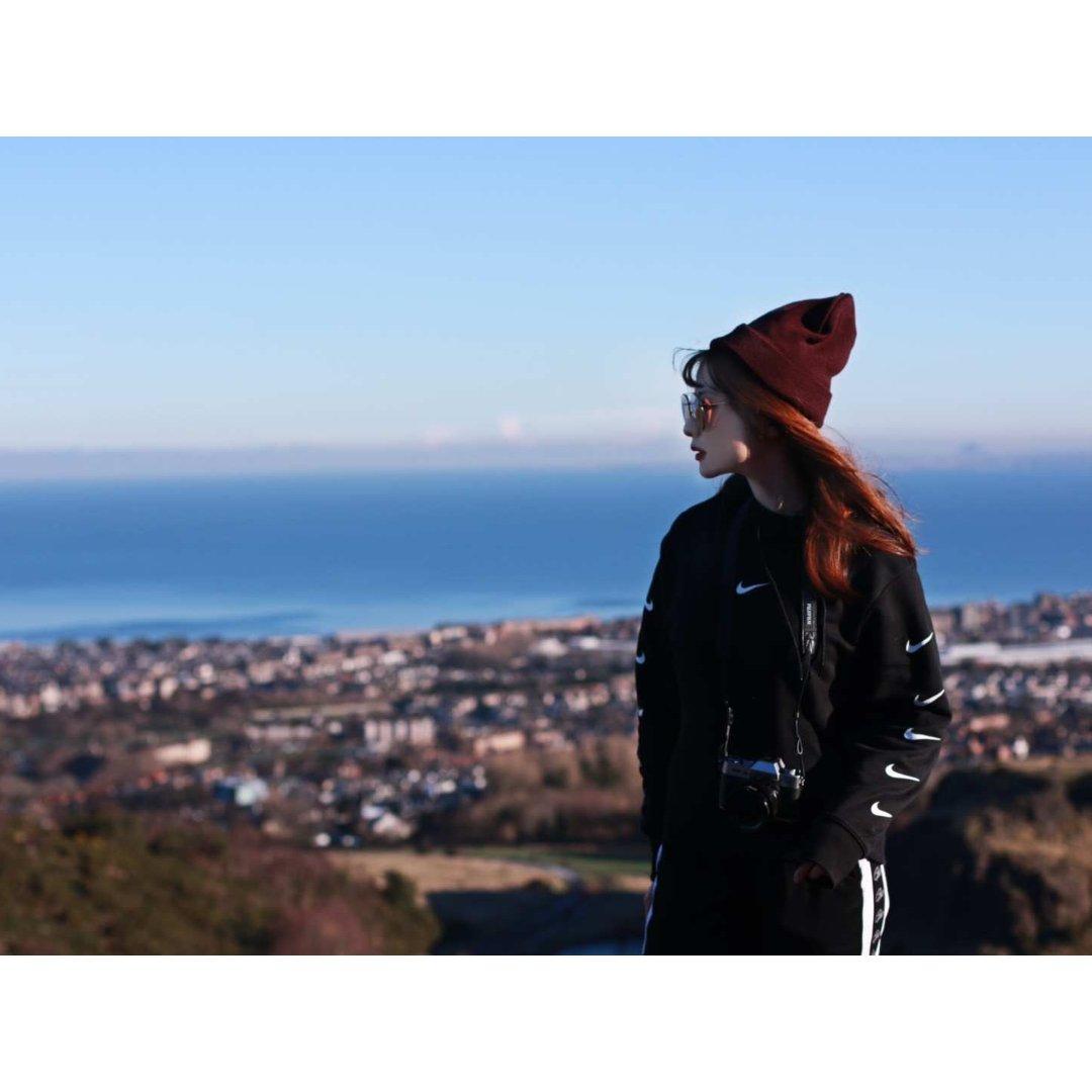 爱丁堡🏔️亚瑟王座...