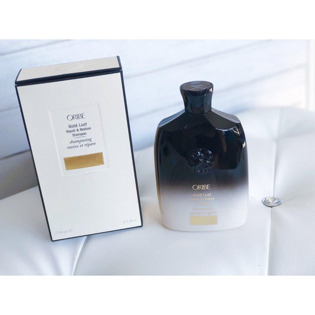 Oribe,oribe黄金系列洗发水,oribe gold lust