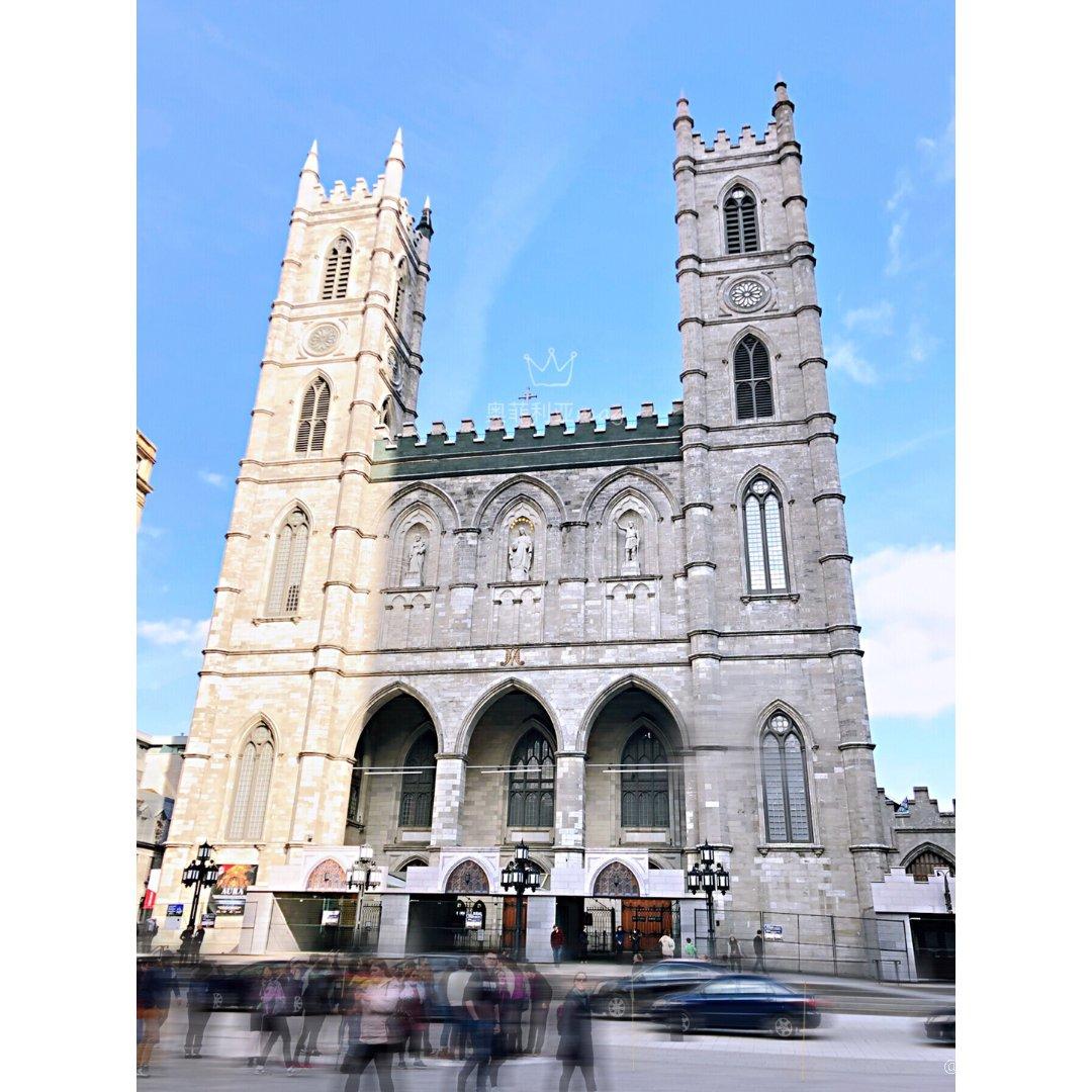 旅行|巴黎圣母院烧了,请来蒙特利尔圣母院