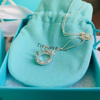 情人节礼物——Tiffany👑项链+Wa...