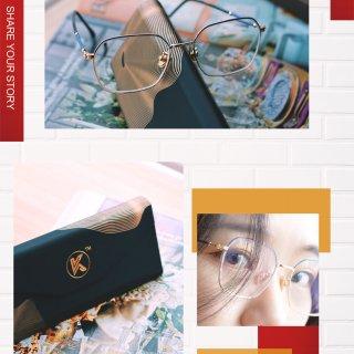 眼睛妹福音—VlookOptical时尚眼镜