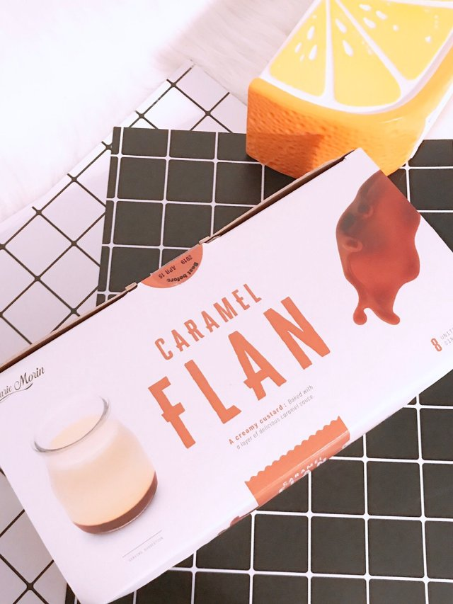 Caramel Flan 焦糖布丁🍮