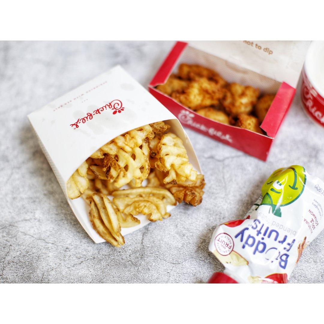 Chicken-fli-A的儿童套...