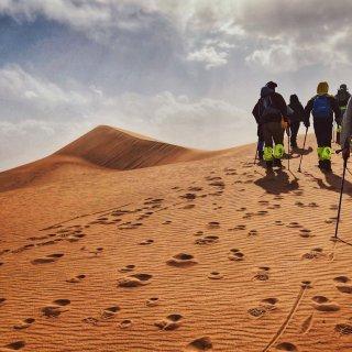 火星之旅 在腾格里沙漠和宇宙联Wi-Fi...