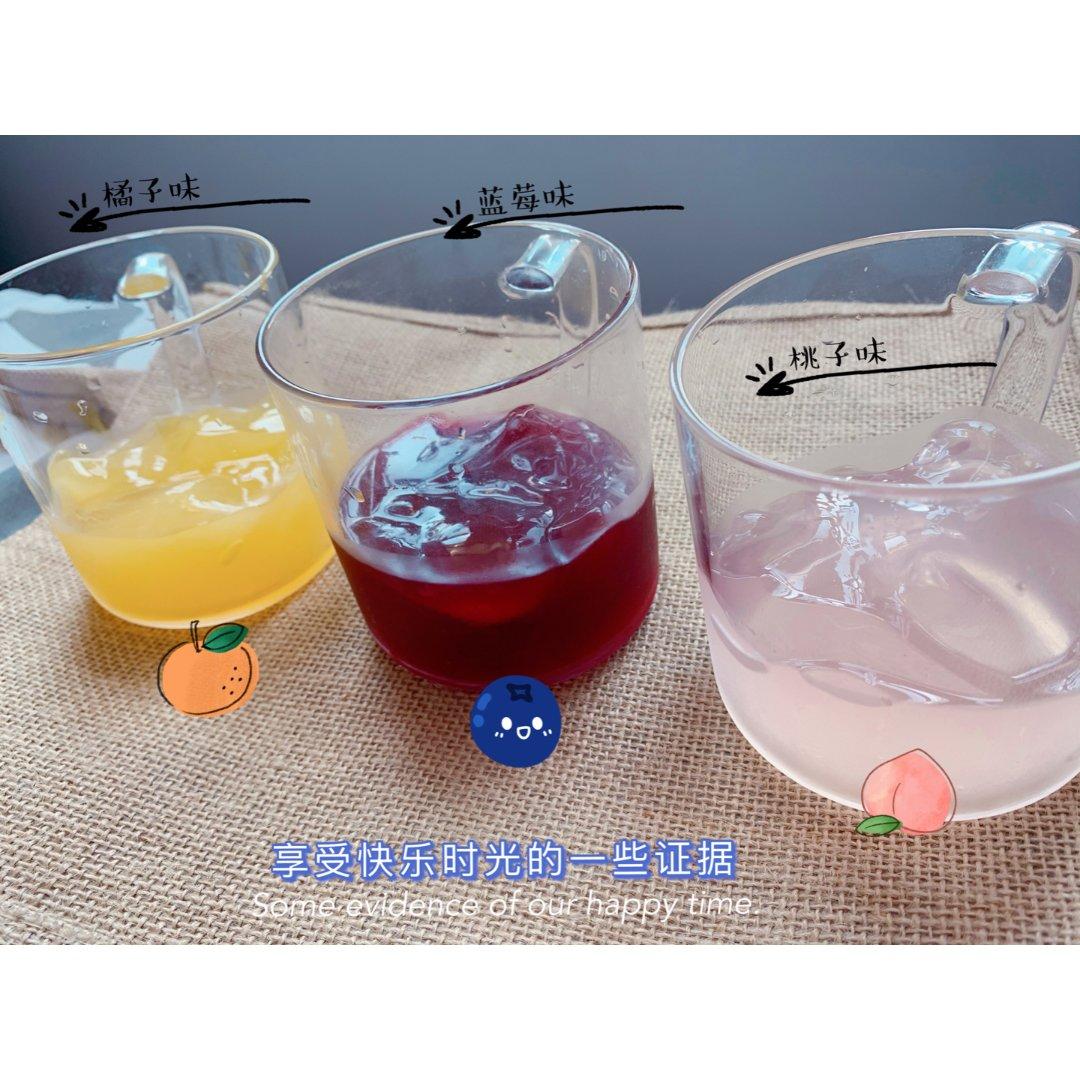 果冻摊|彩色水果味的夏天