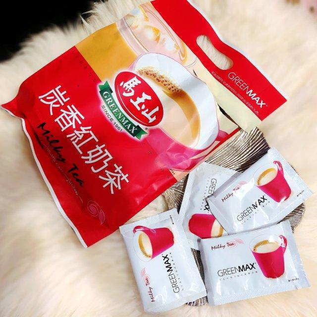 【奶茶控】炭香红奶茶