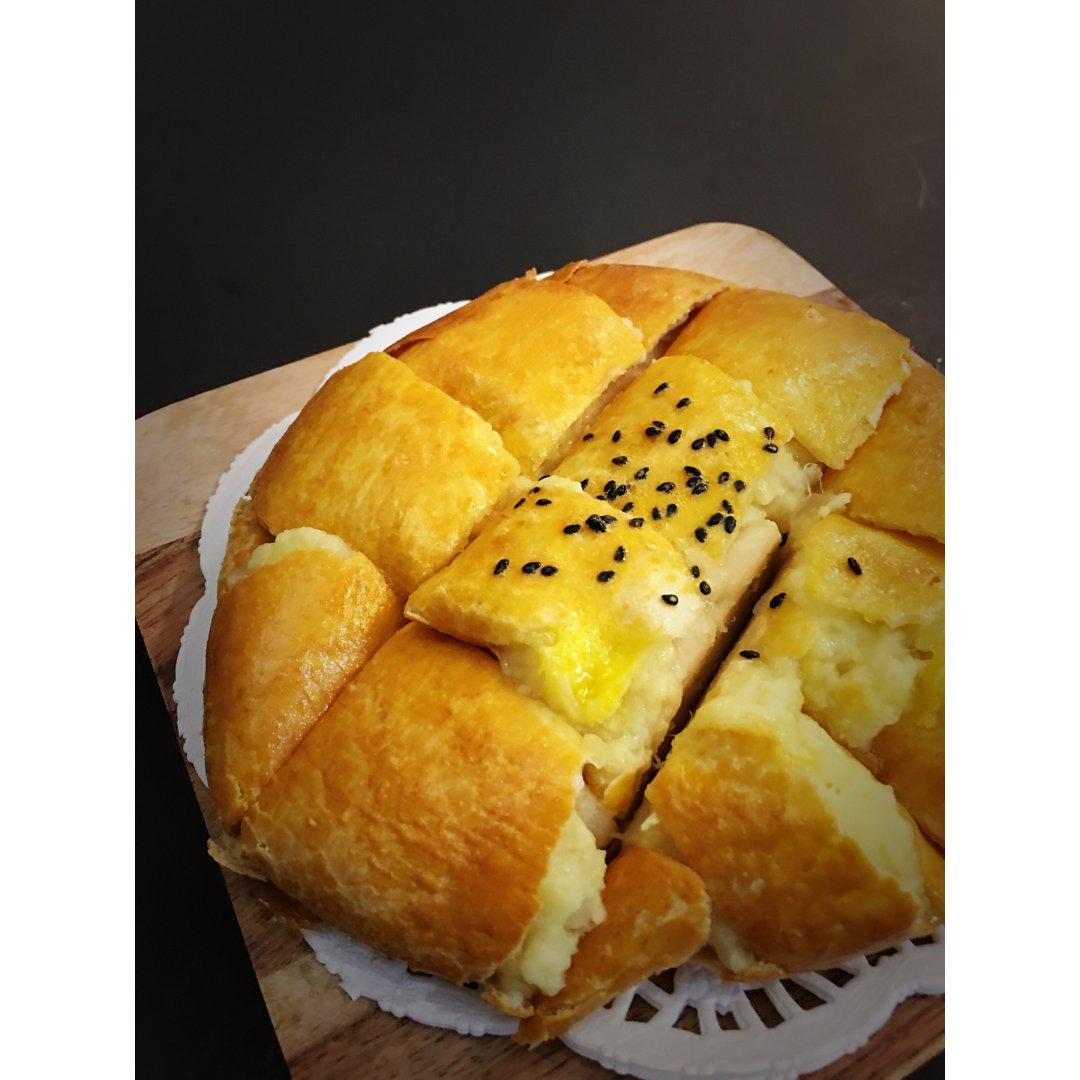 ✨吃货必备 | 超好吃的榴莲芝士饼✨