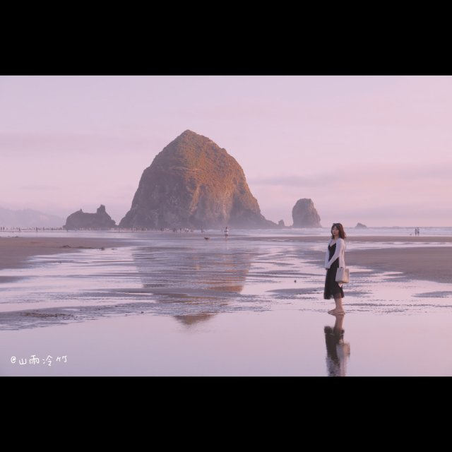 旅行|Cannon Beach📍波特兰