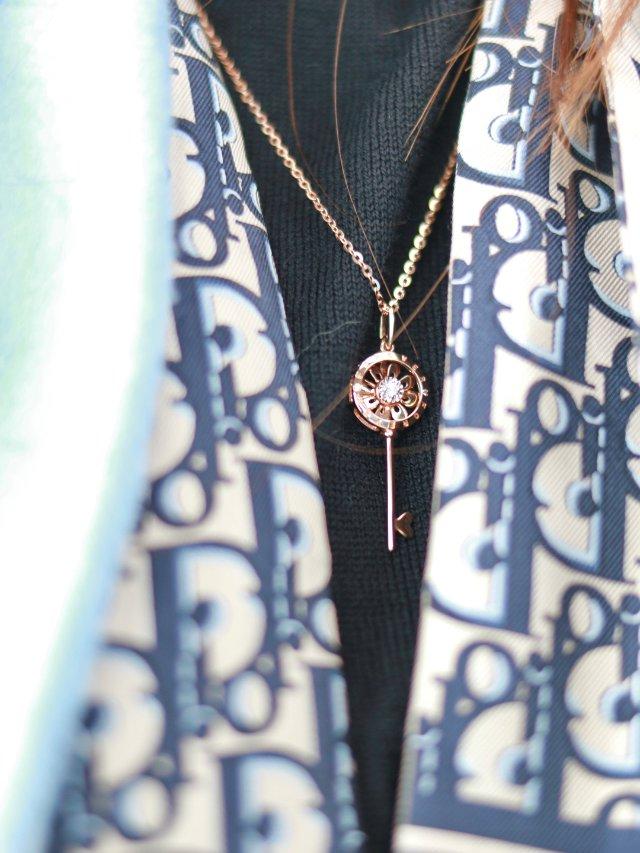 年度爱用首饰💍 毛衣项链