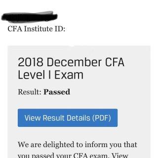 零基础工作之余CFA备考经验...