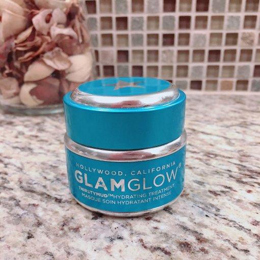 冬季护肤 Glamglow蓝罐发光面膜,干皮救星⭐