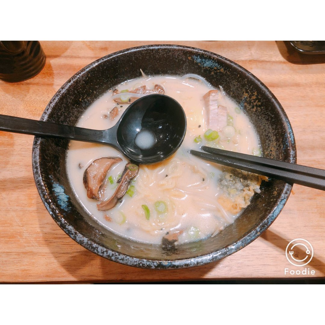 小伦敦也能吃到正宗的拉面和寿司!