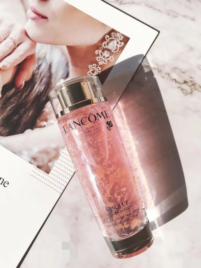 护肤好物推荐|兰蔻菁纯臻颜玫瑰保湿化妆水