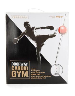解压神器:Protocol 家庭门框式拳击球装备低至30刀