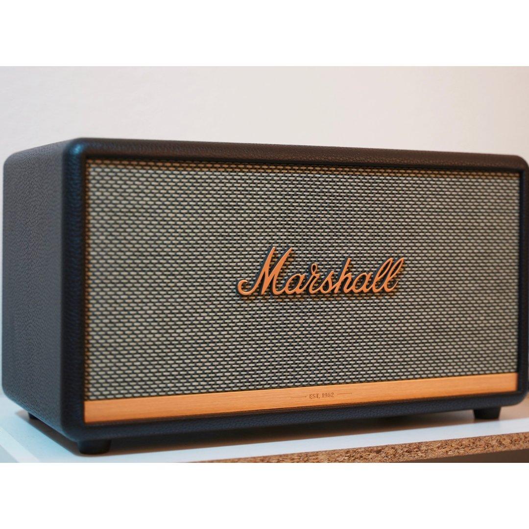 Marshall的复古摩登
