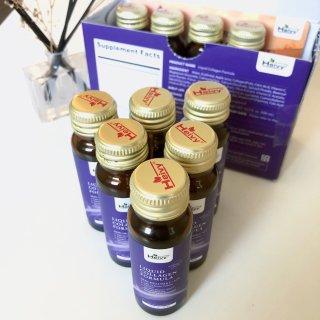 美媚美肌の秘密 ☆Heivy紫瓶膠原蛋白口服液