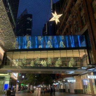 澳洲夏天的圣诞节也可以很温馨😜...