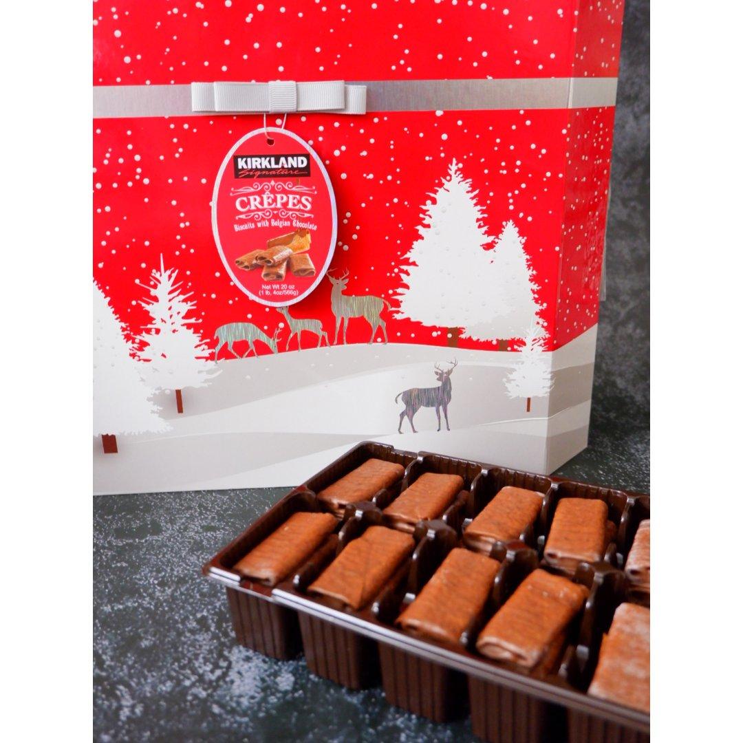 Costco 买什么  酥脆巧克力🍫