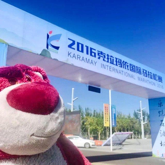 草莓熊的一天<br /> 马拉松~...