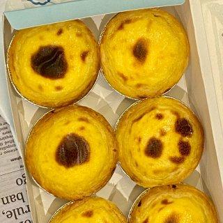 我在墨尔本恰过最好吃的葡式蛋挞🔥香过KF...