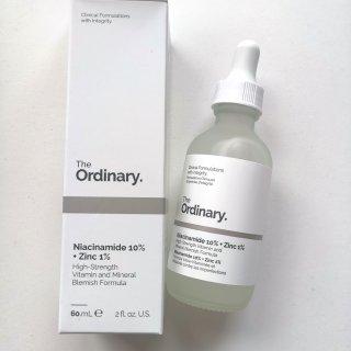 The Ordinary,The Ordinary | Niacinamide 10% + Zinc 1%