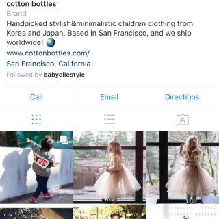 这么穿,你家宝宝就是Preschool最潮的那个 | CottonBottles