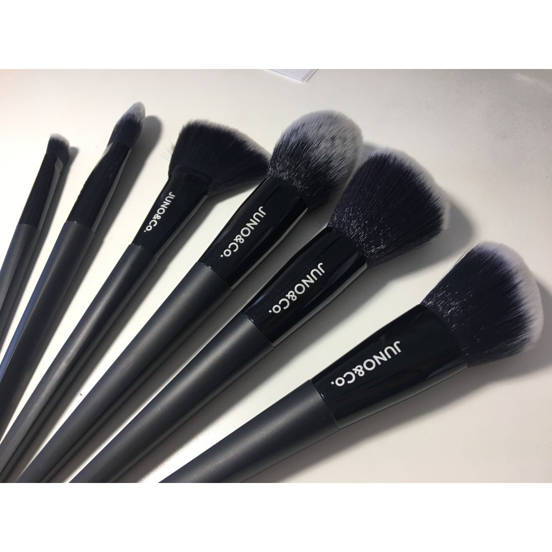 Juno&Co的化妆工具~