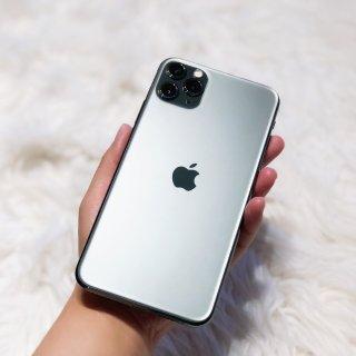 换新手机了, iPhone11 Pro磨...