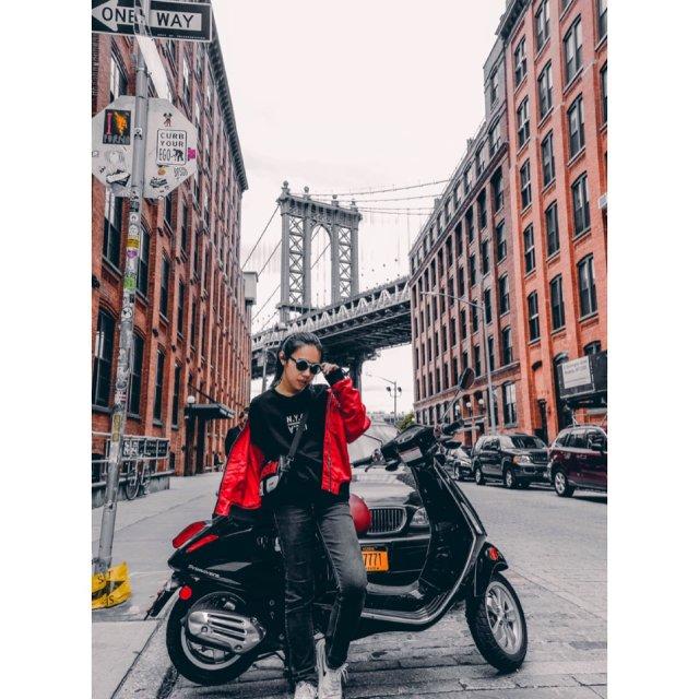 推荐一个纽约拍照好去处<br />...