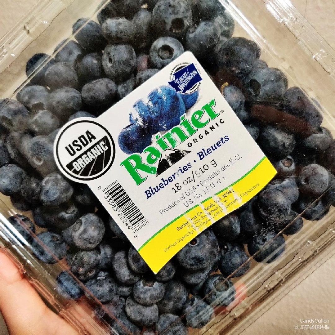 猴父子的蓝莓