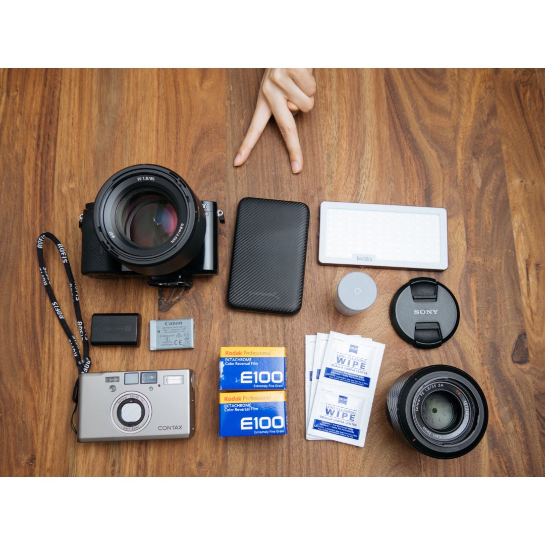 SP 我老公的相机包